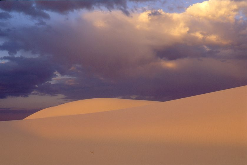 White Sands, Dawn